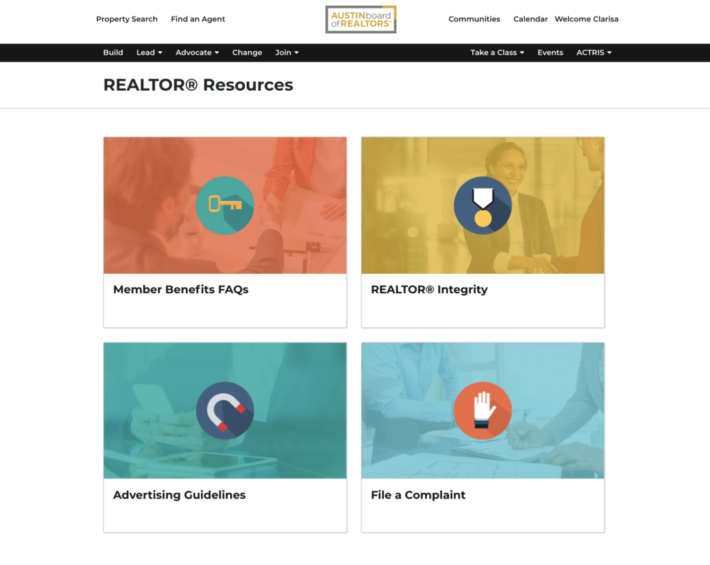 ABoR.com Member and MLS Resources Blog