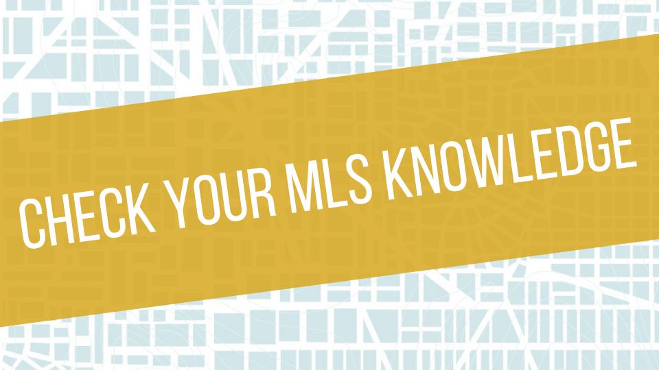 MLS Quiz Tile